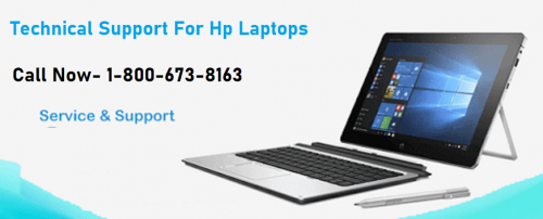 hp laptop support number